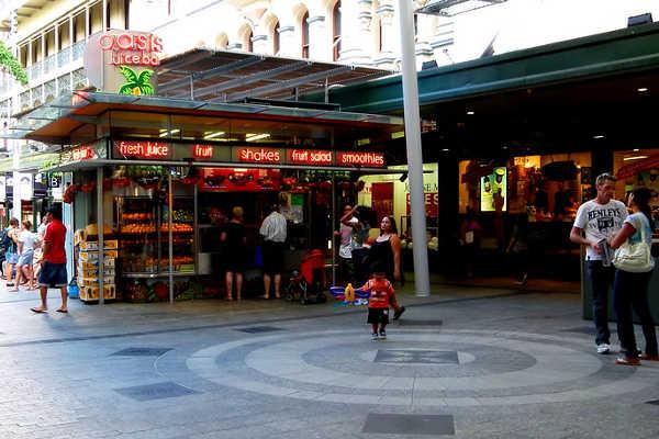 Brisbane City Mall