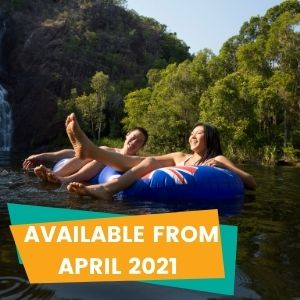 3 Day Kakadu and Litchfield Tour (Wet Season)
