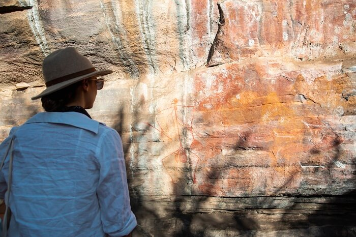 Aboriginal Rock Art Ubirr