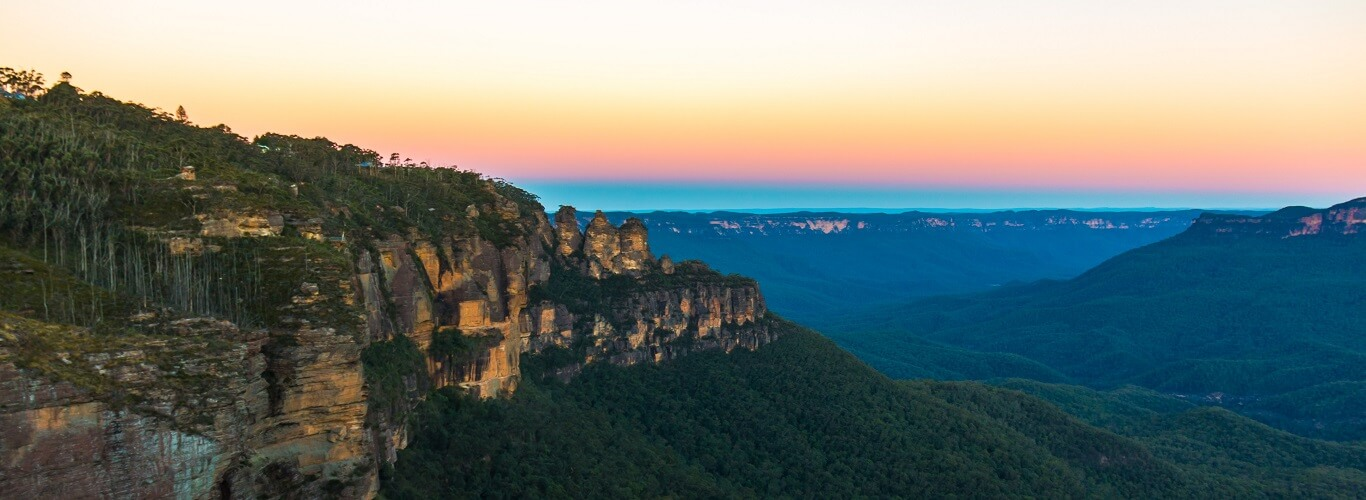 Blue Mountains Sunset Tour - Three Sisters