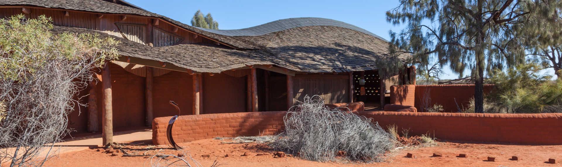 Learn more about Uluru-Kata Tjuta Cultural Centre