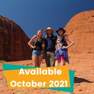 6 Day Adelaide to Alice Springs Tour with Uluru