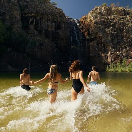 Can you swim at Kakadu?