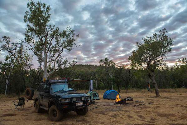 Kakadu Camping Ground