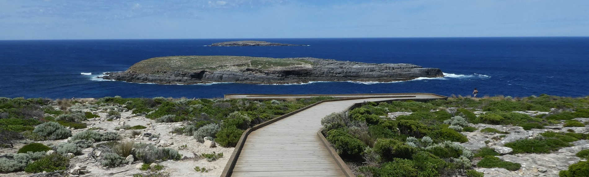 How long is the ferry from Cape Jervis to Kangaroo Island?