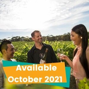 McLaren Vale Wine Tour with Hahndorf