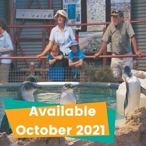 Penguin Island Tour from Perth with Caversham Wildlife Park