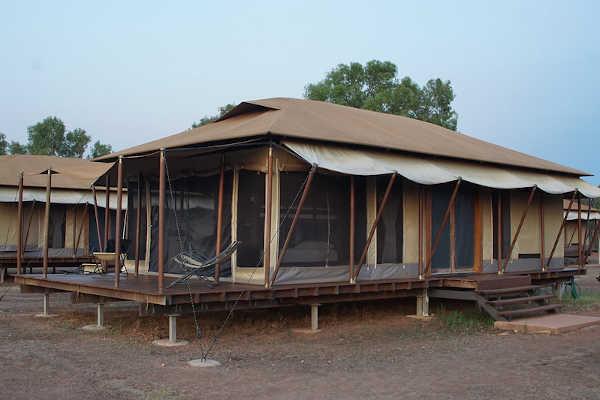 Wildman Wilderness Lodge, Kakadu