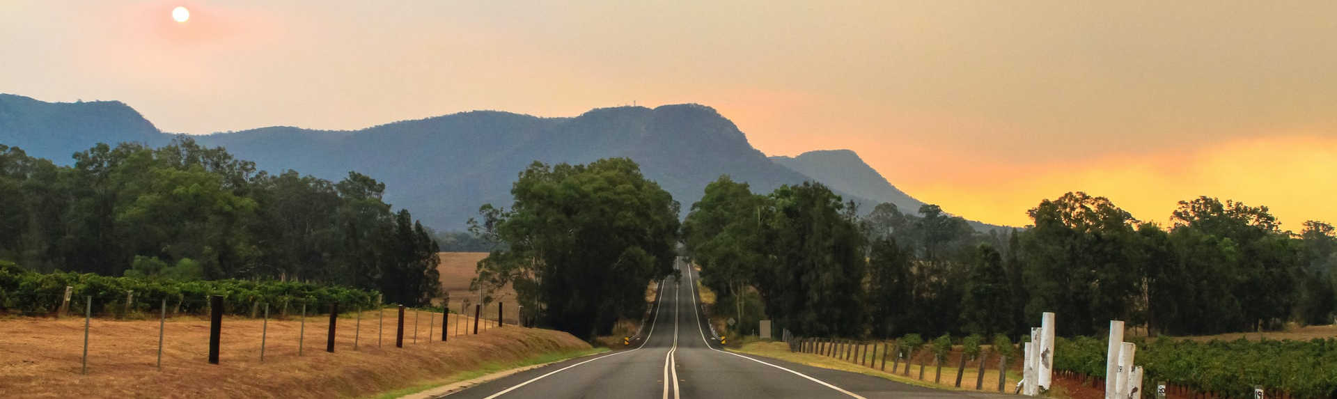 How do I get to the Hunter Valley from Sydney?