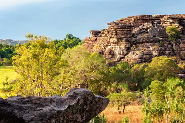 Rocks and Gum Trees, Kakadu