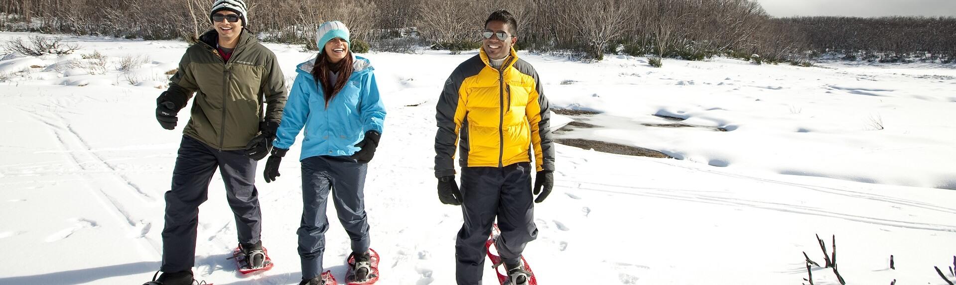 Lake Mountain Snow Tour from Melbourne