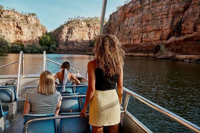 Katherine Gorge Boat Cruise