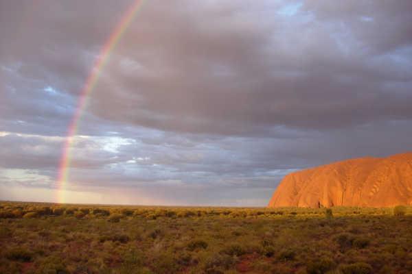 Days need at Uluru