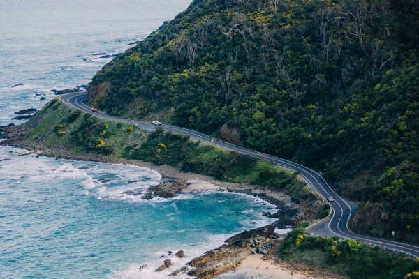 Great Ocean Road Bend