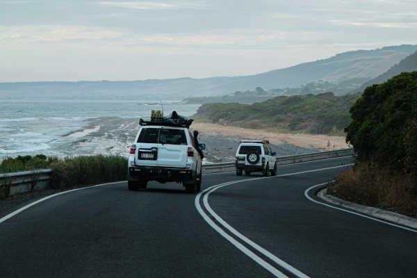 Great Ocean Road Drive
