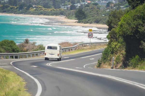 Surf Along Great Ocean Road