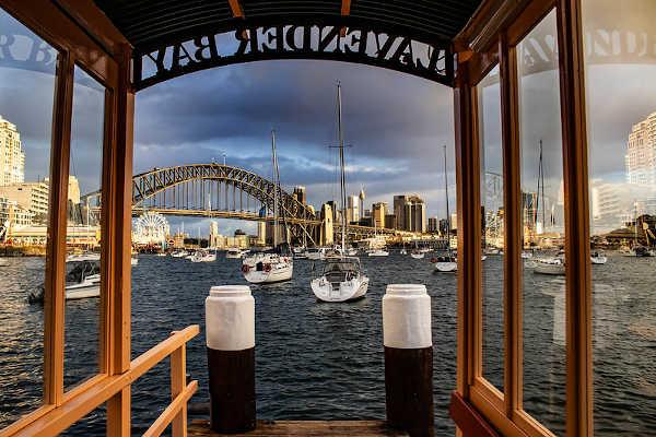 Sydney is Famous