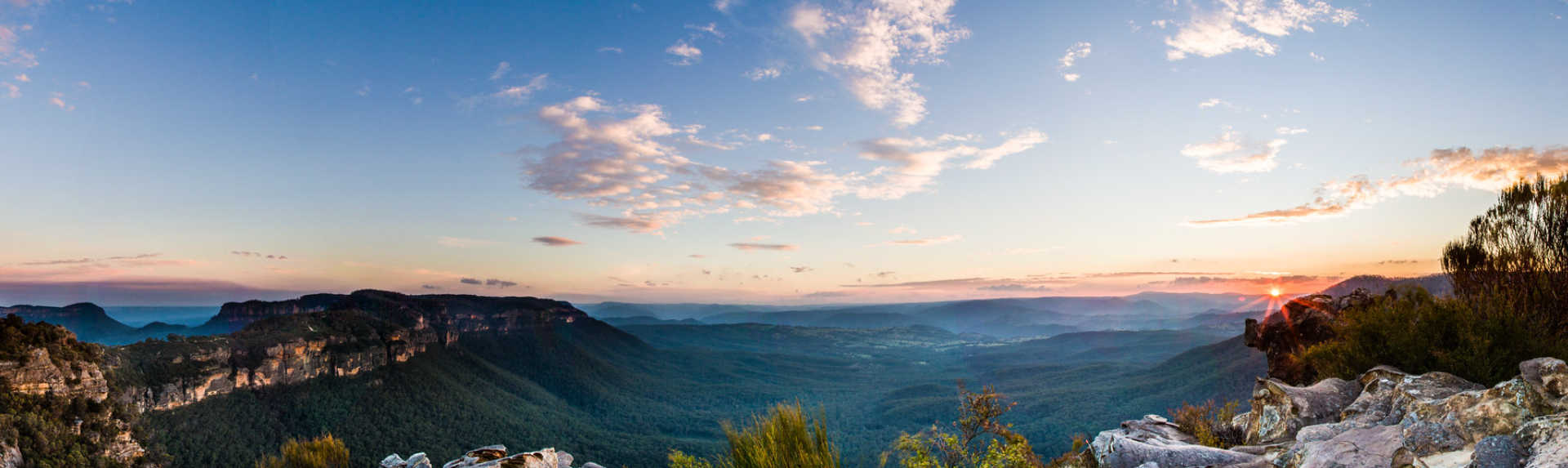 How many days do you need in the Blue Mountains?