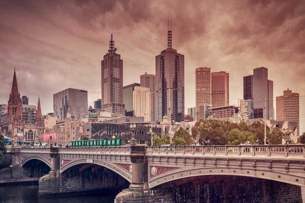 Visit Melbourne for 3 Days
