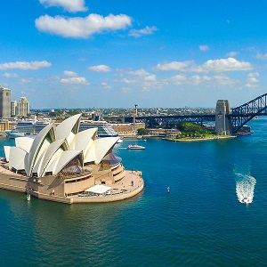 1 Day Sydney Sightseeing Tour with Sydney Harbour Cruise