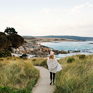 2 Day Tasmania Tour with Wineglass Bay and Hobart Transfer