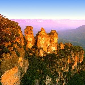 Sunset Blue Mountains Tour