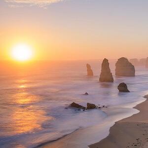 Great Ocean Road Sunset Spectacular