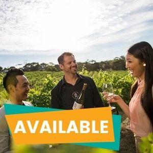 McLaren Vale Wine Tour with Hahndorf