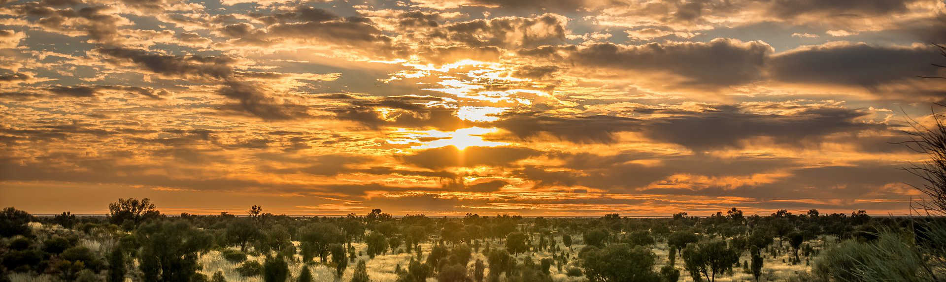 How hot is it at Uluru?